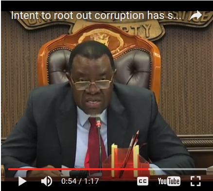 Root out Corruption