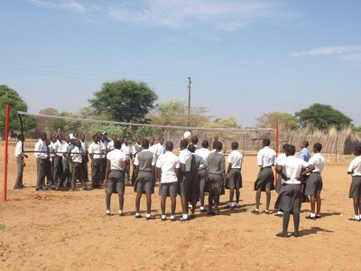 Namibia-Schule