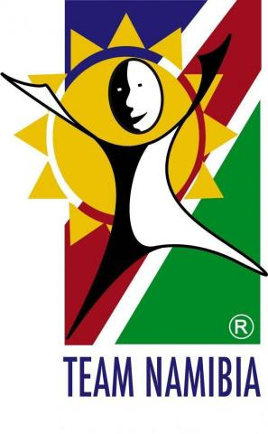 New Logo For Team From Namibia
